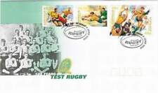 Australia 1999 FDC 1825-1828 - Years of Test Rugby