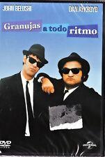 John Landis: GRANUJAS A TODO RITMO. Tarifa plana envío dvd España 5 €