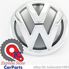 VOLKSWAGEN GENUINE OEM 2011 TO 2014 JETTA GRILLE BADGE EMBLEM 5C6853601 ULM