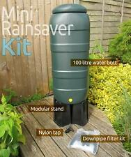 Mini (100 Litre) Rainsaver water butt Kit- Collection only