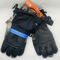 Mountain Hardwear Boundary Ridge Gore-Tex Primaloft Gloves Black Size:Large