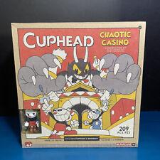 McFarlane Cuphead- CHAOTIC CASINO Construction Set (w/ Cuphead & Mugman) 209pcs