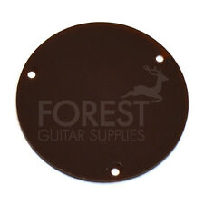 GIBSON Les Paul ® aftermarket Switch back cover, ABS black plastic