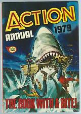 Action Annual 1979 IPC Magazines Ltd 1978 Price Clipped Uninscribed Good