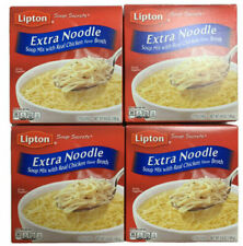 Lipton Cup-A-Soup Extra Noodle 4-Pack