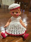 "5"" Antique Celluloid Doll"