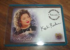 BUFFY THE WOMEN OF SUNNYDALE AUTOGRAPH TRADING CARD #A-6 KALI ROCHA