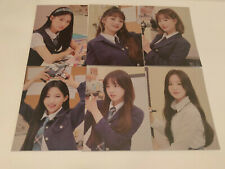 (G)i-dle GBC in the Neverland Official postcard