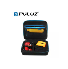 PULUZ PKT13 14 in 1 Surfing Action Camera Accessories Combo Kits with EVA Case