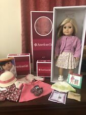 American Girl Kit Kittredge Doll w/ Accessories & School Outfit ~ Boxes Included