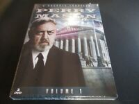"COFFRET 3 DVD NEUF ""PERRY MASON - VOLUME 1"" Raymond BURR, Barbara HALE"