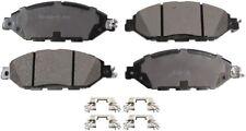 Disc Brake Pad Set-ProSolution Ceramic Brake Pads Front Monroe GX1649