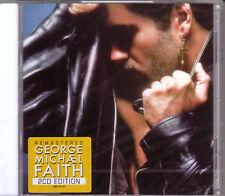 2 CD (NEU!) GEORGE MICHAEL - Faith (dig.rem. I want your Sex Kissing fool mkmbh