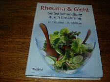 Rheuma & Gicht - Selbstbehandlung durch Ernährung, Lützner/Million