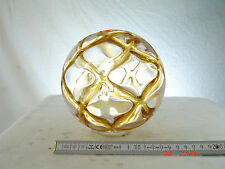 Lampenschirm Glas Ersatzschirm Kugel 4,7 cm Aufnahme 70er Design Bouble Doria?
