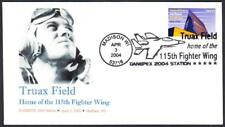 TRAUX FIELD 115th FIGHTER WING Fighter Plane Postmark Commemorative Cover