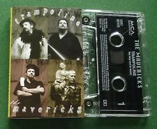 The Mavericks Trampoline inc Dance The Night Away + Cassette Tape - TESTED