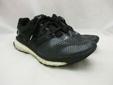 Adidas Energy Boost Running Shoes Men's Size 8 Black