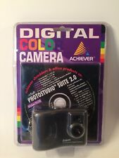 Achiever Classic Digital Color Camera New In Package!