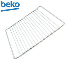 Genuine Original Beko Oven Cooker Grill Shelf 365mmx397mm 440100001