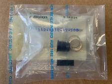 (1 PC)  DIALCO 162-8430-09-502 LAMPHOLDER NSN# 6250-00-813-8265  LIGHT INDICATOR