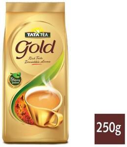 Tata Gold Leaf Tea For Rich Taste 250gm Free Shipping