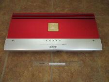 SONY XM-7557 5 Channel Sub Mobile ES XPLOD BIG RED OLD SCHOOL