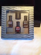 Deborah Lippmann Magnet Appeal Magic Wave Design Nail Polish Set 3 Colors - RARE