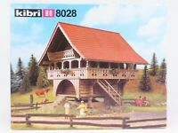 """HO 1/87 Scale Kibri 8028 """"Im Egg"""" Storehouse Building Kit - Complete"""
