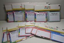 Teacher Student Reward Coupons HUGE Lot Tickets Homeschool supplies