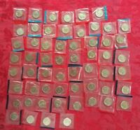 1968-1981 1984-1998 P + D BU Washington quarters Mint Cello Set Run 58 Coins