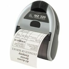 Zebra MZ320 Mobile Bluetooth Portable Label Label Printer M3E-0UB0E020-00