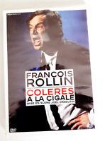François ROLLIN - Colères - DVD neuf sous blister