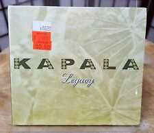 Legacy [Digipak] by Kapala (CD, Sep-2012, CD Baby Hawaiian Hawaii Music