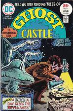 TALES OF GHOST CASTLE #1 VF/NM (1975)