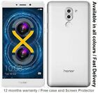 "Huawei Honor 6X 64GB Smartphone 5.5"" FHD Display Kirin Octa Core CPU 4GB RAM NEW"