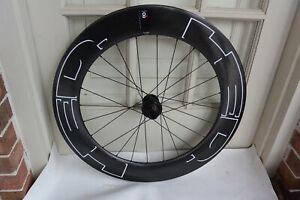 Rear HED Vanquish 8 Wheel 700c Tubeless/Clincher 10/11 Speed Disc Brake