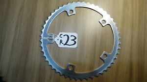 ALLOY CHAINRING 48t x 3/32nd 5-8 speed  10% WORN 144 BCD  (CR23)#