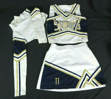 Halloween Cheer leading Uniform New Orleans Saints Size M #5kfv