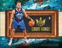 2018-19 Panini Court Kings Basketball Cards (Base and Rookies) Pick From List