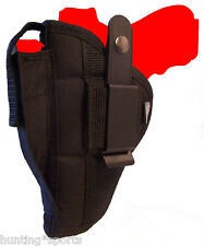 """Belt OWB holster fits Beretta U22 Neos with 4.5"""" barrel by Protech Outdoors WSB8"""