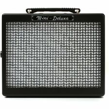 "Fender Accessories MD-20 Mini Deluxe Guitar Combo Amp with 2"" Speaker"