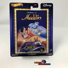 Deco Delivery Aladdin * Hot Wheels Pop Culture Disney * JC4