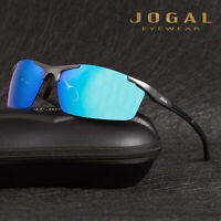 New Men's Sport HD Sunglasses Polarized Driving Eyewear Cycling Glasses Summer
