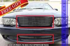 GTG, 1998 - 2004 VOLVO C70 3pc CHROME UPPER & BUMPER BILLET GRILLE KIT
