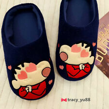 Crayon Shin-chan love eye unisex indoor slippers shoes slipper hot gift anime