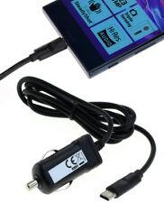 Cargador de Coche Cable USB C / Camión 12-24V para Blackberry Movimiento