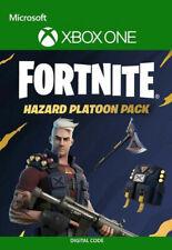 Fortnite Hazard Platoon Pack + 600 V-Bucks (XBOX One/X) US