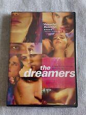 The Dreamers Dvd (2004) * New * Sealed R-Rated Version Bernardo Bertolucci 2003