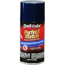 Duplicolor Bvw2043 For Vw Code Lb5n Indigo Blue 8 Oz Aerosol Spray Paint